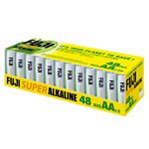 Enviromax AA Digital Alkaline Batteries (48 Pk)