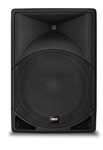 NOVIK NEO EVO 350A Usb 2 Way Amplified Loudspeaker, Bluetooth, USB, MP3 with display & player control, Peak power: 1400W, Woofer: 15