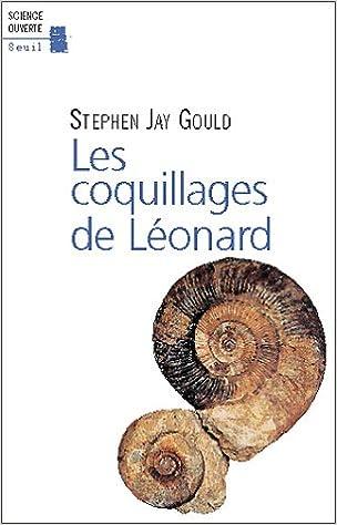 Livre gratuits en ligne Les coquillages de Léonard epub pdf