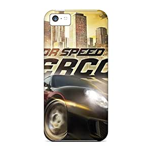 New Style Laurregory Need For Speed Undercover Premium Tpu Cover Case For Iphone 5c