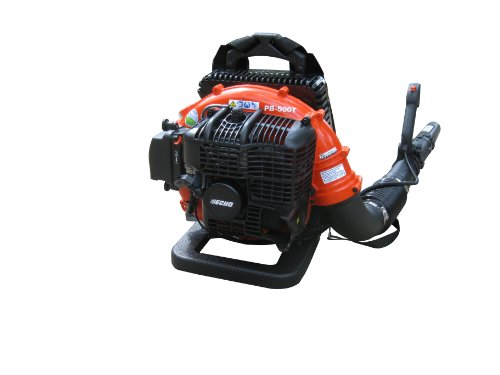 Echo PB-500T 50.8cc Gas Backpack Blower with Tube-Mounted (Echo 500t Blower)