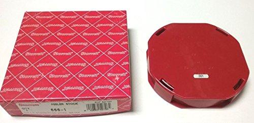 New Starrett .001 X 25'' X 1/2 Thickness Gage/Feeler Stock Roll - USA