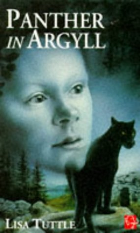 book cover of Panther in Argyll