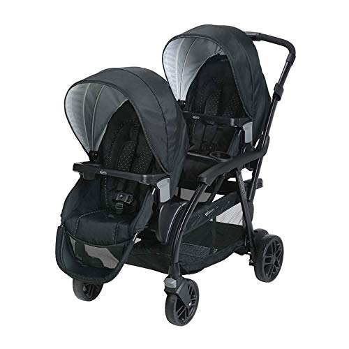 Graco Click Connect Convertible Double Stroller Infant Car Seat 49999