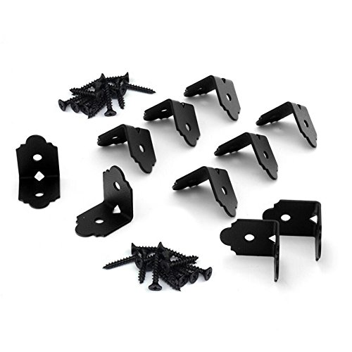 2 in. Decorative Rafter Clip Angle Brackets