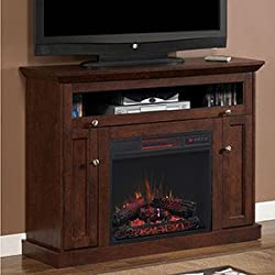 Windsor Corner Infrared Electric Fireplace Media Cabinet 23DE9047-PC81 from ClassicFlame