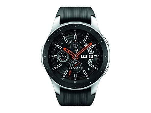 Amazon.com: Samsung Galaxy Watch (46mm) Silver (Bluetooth ...