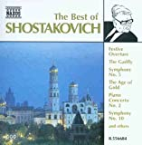 SHOSTAKOVICH (THE BEST OF)