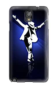 Brenda Baldwin Burton's Shop Hot Fashion Design Case Cover For Galaxy Note 3 Protective Case (tribute To Michael Jackson)