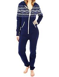 Women's Fashion Onesie Printed Playsuit Jumpsuit...