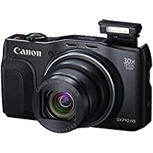 Canon PowerShot SX710 HS - Wi-Fi Enabled (Black)