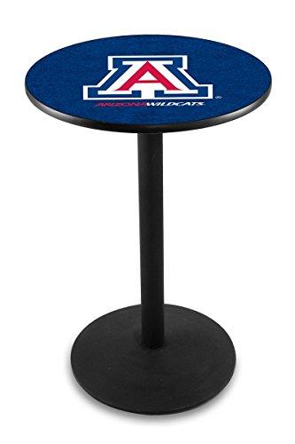 Holland Bar Stool L214B University Arizona Officially Licensed Pub Table, 28