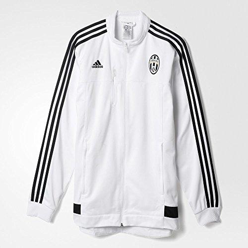 Adidas 2015/16 Juventus Anthem Jacket [WHITE] (XL) – DiZiSports Store