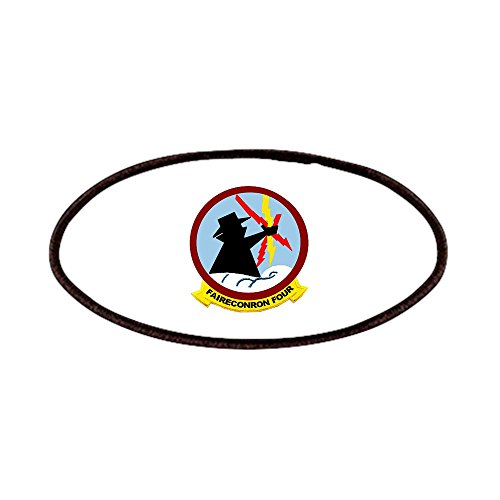 CafePress - VQ 4 Shadows Patches - Patch, 4x2in Printed Novelty Applique