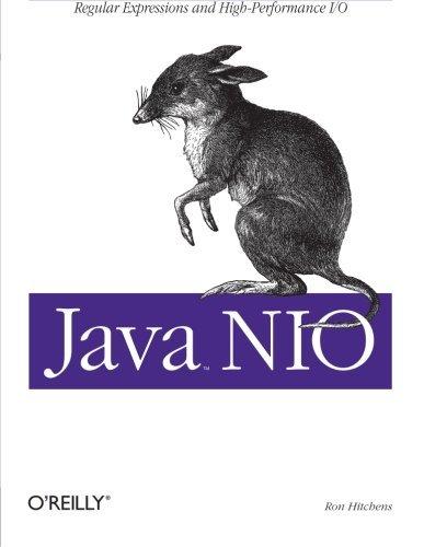 Java Nio by Ron Hitchens (2002-08-15): Amazon.es: Ron ...