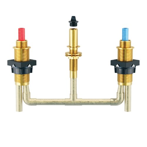 Moen 4996 M-PACT Roman Tub High Flow Rough-In Fixed Valve - Fixed Roman Tub Rough