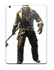 Ipad Air Cases Bumper Tpu Skin Covers For Assassin's Creed 3 Multiplayer Characters Accessories