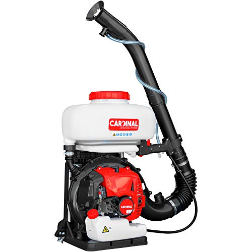 CARDINAL 3.5 Gallon Backpack Mosquito Fogger 3-in-1 ULV Sprayer Leaf Blower Duster Machine for Disinfectant and Insect…