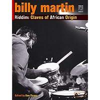 Billy Martin -- Riddim: Claves of African Origin