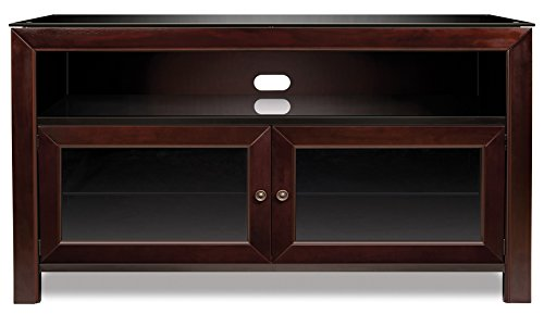 Bell'O WMFC503 50'' TV Stand for TVs up to 55'', Deep Mahogany by Bell'O