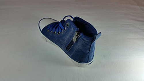 Tom Tailor Jungen Sneaker 2772905 royal, Gr. 32, 39,95