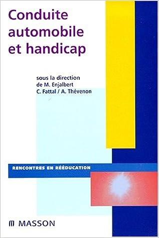 Livre Conduite automobile et handicap epub, pdf