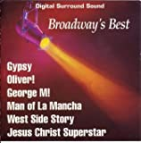 Broadway's Best/Gypsy, Oliver! George M! Man of La Mancha, West Side Story, Jesus Christ Superstar