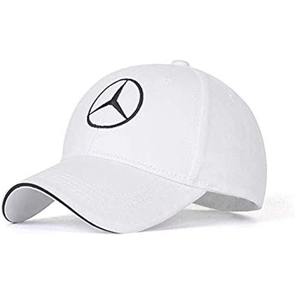 Black Westion BMW Logo Embroidered Adjustable Baseball Caps for Men and Women Hat Travel Cap Car Racing Motor Hat
