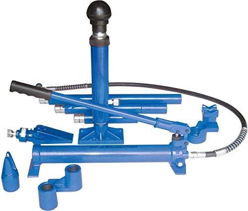 BGS 1689 | Karosserie-Richt-Satz | hydraulisch | 10 t | inkl. Kunststoff-Rollkoffer