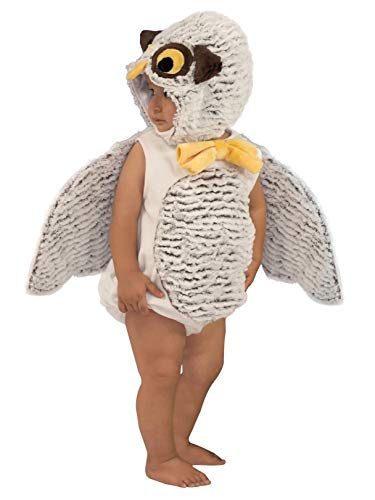 Princess Paradise Oliver the Owl Costume, Extra Small -