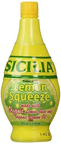 Sicilia Lemon Juice 4 Ounce product image