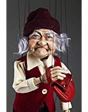 Old Lady Fanny by Czech Marionettes