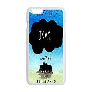 Happy okay? okay. Phone Case for Iphone 6 Plus