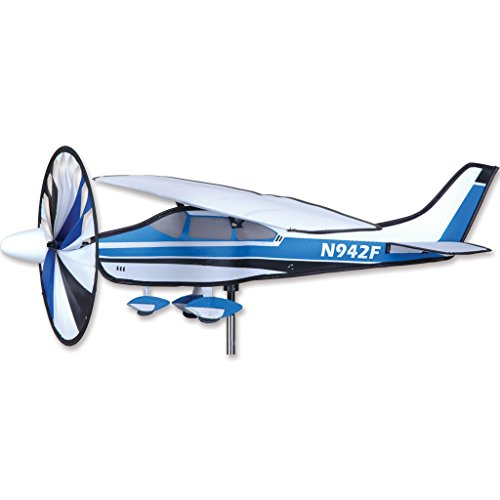 Premier Kites Airplane Spinner - Civilian -