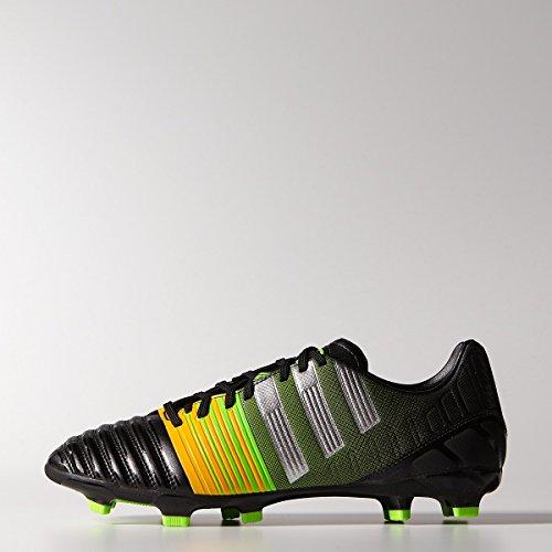 Adidas Nitrocharge 3.0 Trx Fg Soccer Cleat (core Black) Tamaño 12