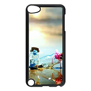 DIY Cover Case with Hard Shell Protection for Ipod Touch 5 case with Charming scenery lxa#225915