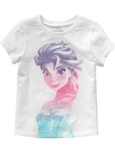 Frozen Elsa Tee for Baby - 12-18 Months