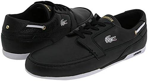 メンズスリッポン・ボートシューズ・靴 Dreyfus AP Black/Gold 25cm D - Medium [並行輸入品]