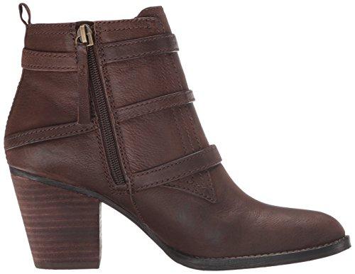West Dark Ankle Nine Brown Fitz Bootie Women's 8wZdqdOx1