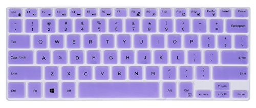 Keyboard Cover Skin Compatible DELL XPS 15-9570 15-9550 15-9560 15.6