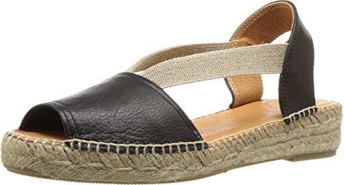 Toni Pons Women's Etna Black Leather Shoe by Toni Pons