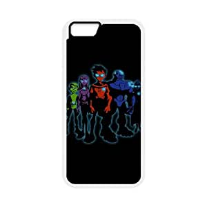Teen Titans iPhone 6 4.7 Inch Cell Phone Case White Exquisite gift (SA_539299)
