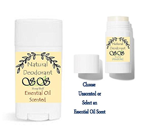 Natural Deodorant Hydrating With Lanolin | The Sheep Shelf