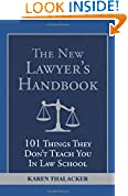 #10: The New Lawyer's Handbook: 101 Things They Don't Teach You in Law School