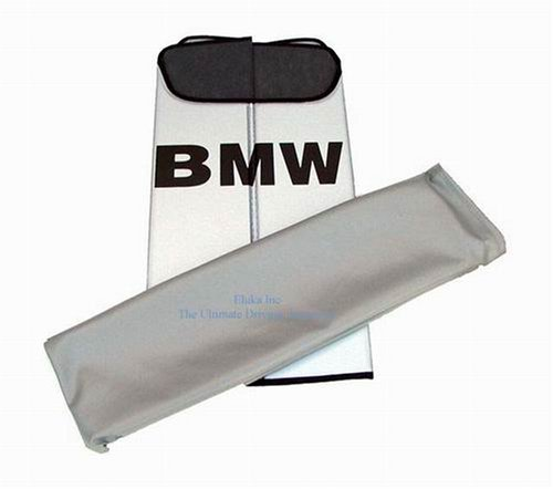 BMW Genuine Sun Shades for E46 3 Series (1999 - (Bmw 3 Series E46)