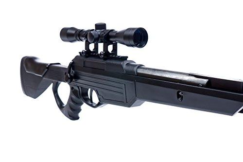 Bear River TPR 1300 Suppressed Hunting Air Rifle -  177 Airgun