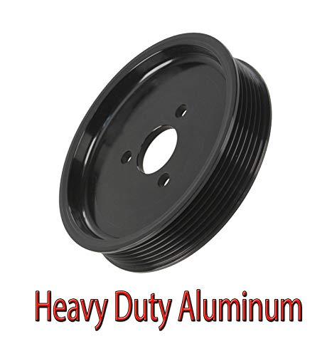 - Hamburg-Technic Power Steering Pump Aluminum Pulley for BMW E46 E39 X5 325i 330i 323i 328i 528i