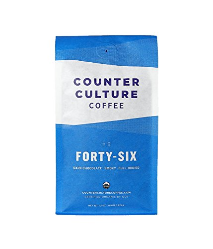 Counter Culture Coffee - Forty-Six - 12 oz Whole Bean (Soma Durham Nc)