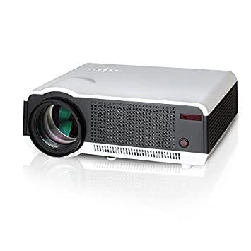 HTP LED - 86 C Android LED proyector 3200 lúmenes 1280 x 800 ...