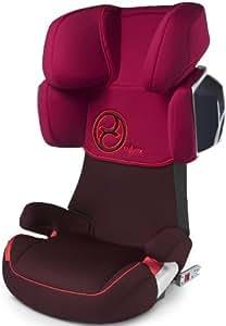 Cybex solution silla x2 fix rosso papavero beb - Silla cybex solution x2 fix ...